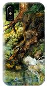 Pond Fairy IPhone Case