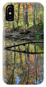Pond Reflects IPhone Case