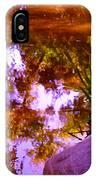 Pond Reflextions IPhone Case