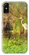 Pond Wildlife IPhone Case