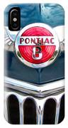 Pontiac IPhone Case