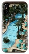 Pool1112b IPhone Case