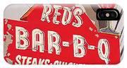 Poor Reds IPhone Case