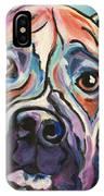 Pop Art Boxer IPhone Case