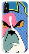 Pop Art Dog  IPhone Case