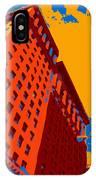 Pop Art Nyc IPhone Case