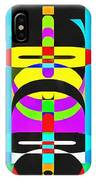 Pop Art People Totem 7 IPhone Case