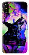 Pop Art Sexy Lingerie IPhone Case