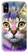Pop Cat IPhone Case