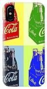 Pop Coke IPhone Case