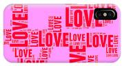 Pop Love 4 IPhone Case