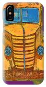 Pop Old Truck IPhone Case