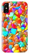 Pop Rocks Abstract IPhone Case