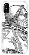 Pope Innocent Viii (1432-1492) IPhone Case