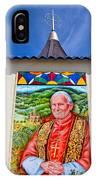 Pope John II IPhone Case