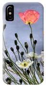 Poppies IPhone X Case