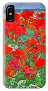 Poppies II IPhone Case