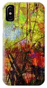 Poppies In Paradise IPhone Case
