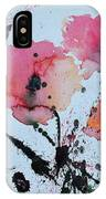 Poppies- Painting IPhone Case