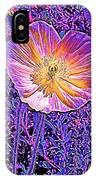 Poppy 3 IPhone Case