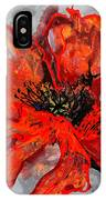 Poppy 41 IPhone Case