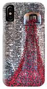 Poppy Cascade IPhone Case