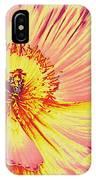 Poppy Extravaganza IPhone Case