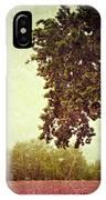 Poppy Field IPhone Case