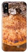 Poria Shelf Fungi 1 IPhone Case