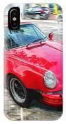 Porsche Series 02 IPhone Case