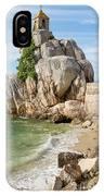Port Blanc Pevenan Brittany France IPhone Case