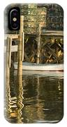 Port Clyde Maine Small Boat And Harbor IPhone Case