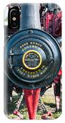Port Huron Tractor IPhone Case