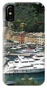 Port Of Portofino IPhone Case