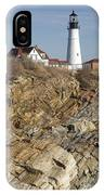 Portland Head Light - Cape Elizabeth Maine IPhone Case
