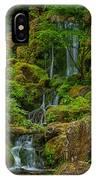 Portland Japanese Gardens IPhone Case