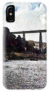Porto-185 IPhone Case