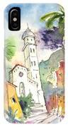 Portofino In Italy 01 IPhone Case