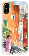 Portofino In Italy 04 IPhone Case