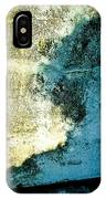 Portrait Of The Artist As Shadow 3 IPhone Case