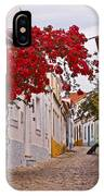 Portuguese Back Street IPhone Case