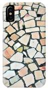 Portuguese Pavement IPhone Case