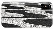 Portuguese Pavement IPhone X Case
