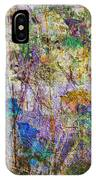 Posies In The Grass IPhone Case