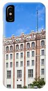 Post Palace In Budapest IPhone Case