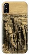 Postcard IPhone Case