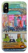 Postcards From New York City IPhone Case