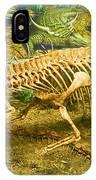 Postosuchus Fossil IPhone Case