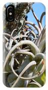 Potbelly Airplant IPhone Case