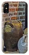 Pottery Corner IPhone Case
